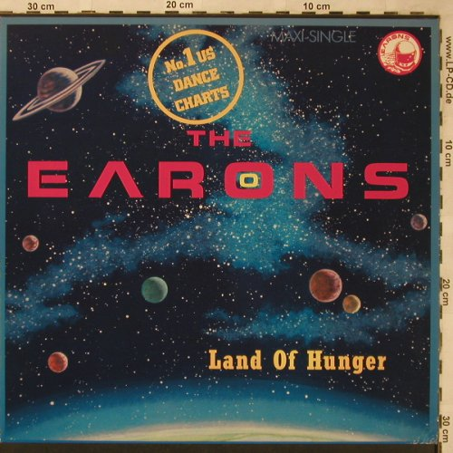 Earons: Land of Hunger*3(dub/edit), Island(601 273-213), D, 1984 - 12inch - X2204 - 3,00 Euro