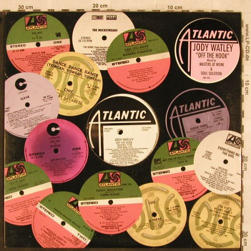 "Watley,Jody: Off The Hook*8;Maw Mx,SoulS,dub..., Atlantic(DMD 2450), US,Promo, 1997 - 12""*2 - X360 - 4,00 Euro"