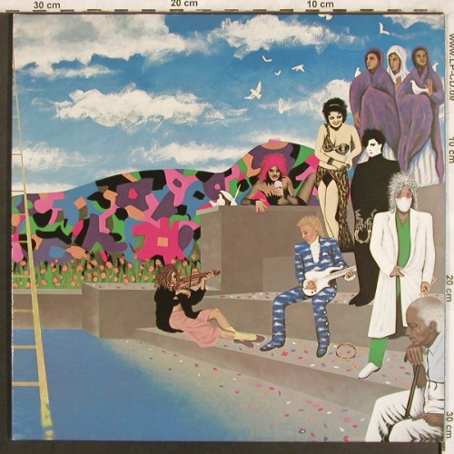 Prince & Revolution: Around The World In A Day, Foc, WEA(925 286-1), D, 1985 - LP - X3779 - 7,50 Euro