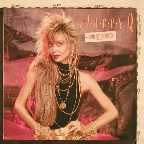 Stacey Q: Two Of Hearts*3+1, Atlantic(786 797-0), D, 1986 - 12inch - X387 - 2,50 Euro