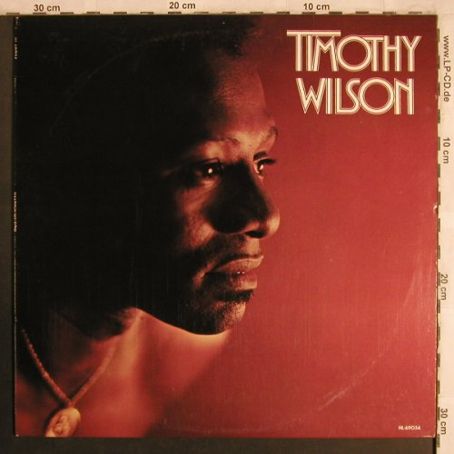 Wilson,Timothy: Same, H&L Records(HL-69034), US, 1978 - LP - X4145 - 90,00 Euro