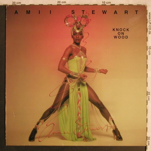 Stewart,Amii: Knock On Wood, Hansa(200 461-320), D, 1979 - LP - X4288 - 5,50 Euro