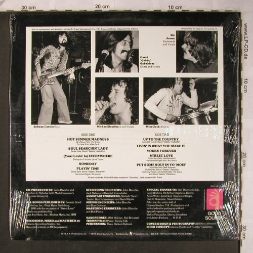 Spats: Same,FS-New, Good Sounds/T.K.(GS 104), US, co, 1978 - LP - X5081 - 12,50 Euro