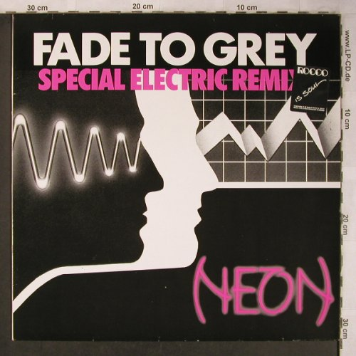 Neon: Fade To Grey*3, sp.electric rmx, BCM(B.C.12-2015-40), D,  - 12inch - X5247 - 3,00 Euro