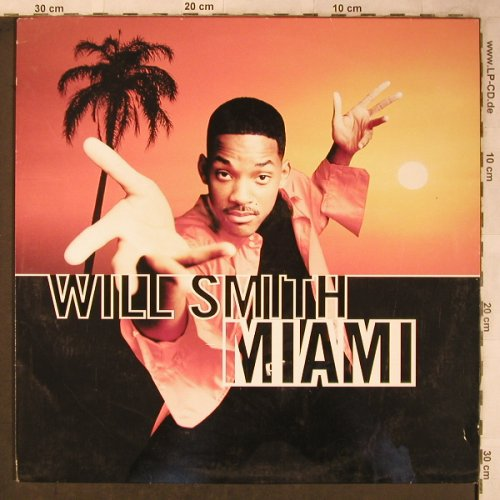 Smith,Will: Miami x 4, Sony(666 488 6), D, 1998 - 12inch - X5474 - 5,00 Euro