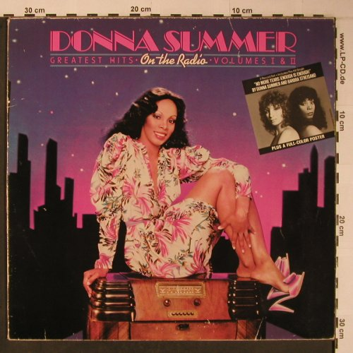 Summer,Donna: On The Radio, +Poster, m-/VG+, Casablanca(NB 7070), D, 1979 - 2LP - X6204 - 11,50 Euro