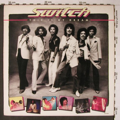 Switch: This is my Dream, Gordy(G8-999M1), US, 1980 - LP - X6351 - 9,00 Euro