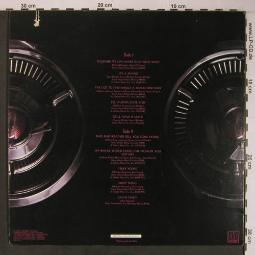 Spinners: The Best Of, Motown(M5-199V1A), US, CO,Ri, 1973 - LP - X6620 - 15,50 Euro