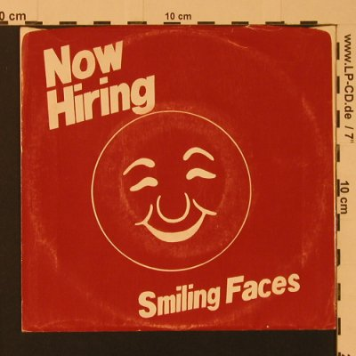 Neighborhood Watch: Now Hiring Smilinh Faces, 5 Tr., Vinyl Communication(VC-10), US, 1989 - EP - S7551 - 4,00 Euro
