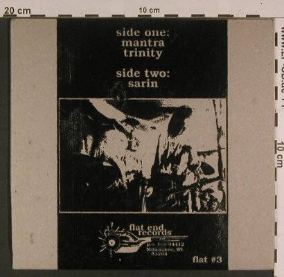 309 Chorus: Mantry +2, Flat End Rec(flat #3), US,  - EP - S7739 - 5,00 Euro