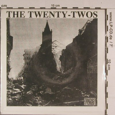 Twenty-Twos: b/w The Disenchanted, Mother Box(), ,  - EP - S7744 - 5,00 Euro