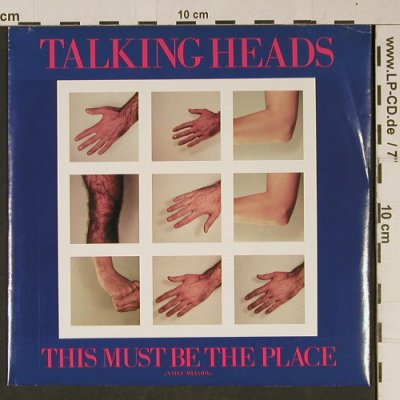 Talking Heads: This Must Be The Place, m-/vg+, Sire(7-29451), US, 1983 - 7inch - T1027 - 2,50 Euro
