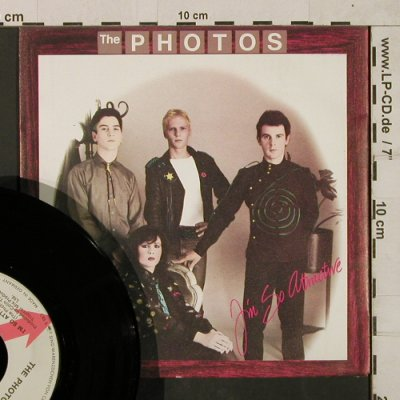 Photos: I'm So Attractive/Guitar Hero, CBS BlitzInfo(CBS S 7984), D,Muster, 1979 - 7inch - T1841 - 10,00 Euro