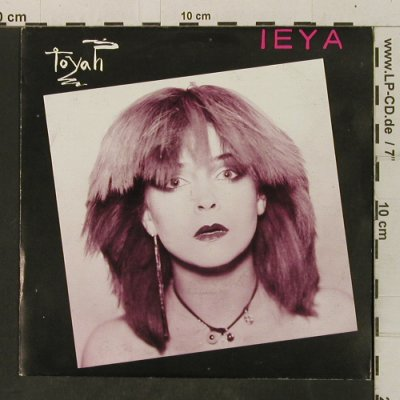 Toyah: Ieya / Helium Song, Safari(SAFE 28), UK, 1980 - 7inch - T3498 - 5,00 Euro
