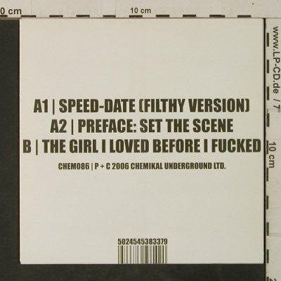 Traductions de speed dating