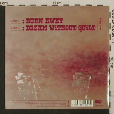 Money Mark: Burn Away/Dream Without Guilt, Different(DIFF-09), UK, 2005 - 7inch - T3777 - 7,50 Euro