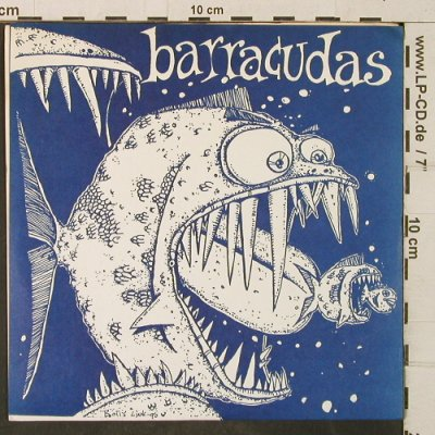 Barracudas: Next Time Around, blue vinyl, Sympathy(SFTRI-49), US,  - 7inch - T4008 - 20,00 Euro