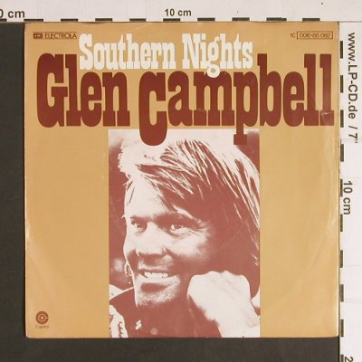 Campbell,Glen: Southern Nights/ William Tell Overt, Capitol(006-85 082), D, 1977 - 7inch - S8814 - 2,50 Euro