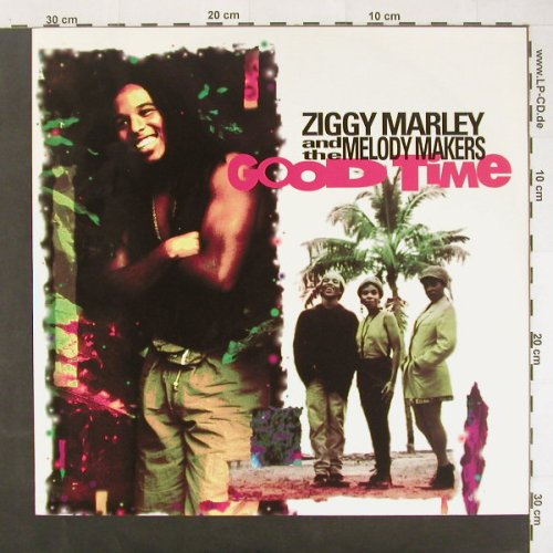 Marley,Ziggy & Melody Maker: Good Time*2+1, Virgin(VUST 54), UK, 1991 - 12inch - C1855 - 3,00 Euro