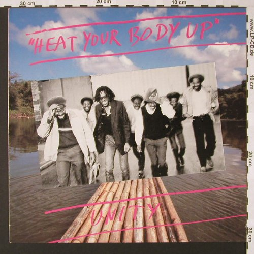 Unity: Heat Your Body Up, Virgin(205 760-320), D, 1983 - LP - E7004 - 9,00 Euro
