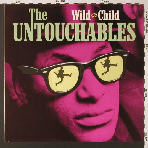 Untouchables: Wild Child, Stiff(6.26192 AP), D, 1985 - LP - E7974 - 5,00 Euro