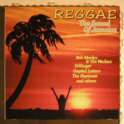V.A.Reggae: The Sound of Jamaica(BobMarley?), Bellaphon(220 07 003), D,  - LP - H8878 - 5,00 Euro