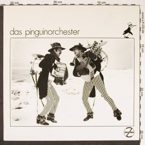 Pinguinorchester: Same, Z Rec.(ZR 2006), D, 1985 - LP - E1329 - 5,00 Euro