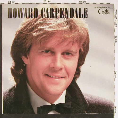 Carpendale,Howard: Gold Collection,Foc, EMI(1469313), D,  - 2LP - E2180 - 7,50 Euro