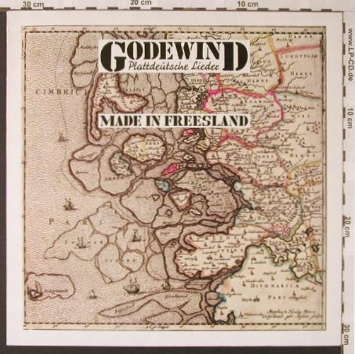 Godewind: Made In Freesland, Brook(6 514), D, 1986 - LP - E8178 - 5,50 Euro