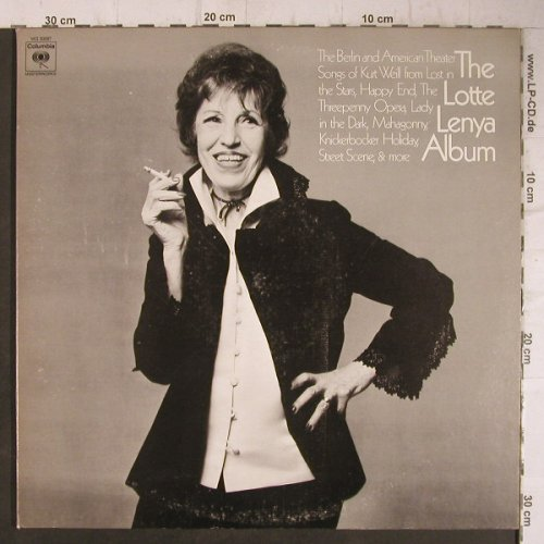 Lenya,Lotte: The L.L.Album, Foc, Columbia(MG 30087), US,  - 2LP - F7592 - 9,00 Euro