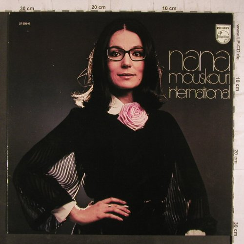Mouskouri,Nana: International, Club Sonderauflage, Philips(27 556-0), D, 1979 - LP - F8309 - 6,00 Euro