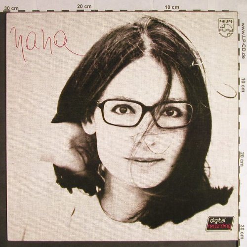 Mouskouri,Nana: Nana , Club Ed., m-/vg+, Philips(46 085 7), D, 1980 - LP - H296 - 4,00 Euro