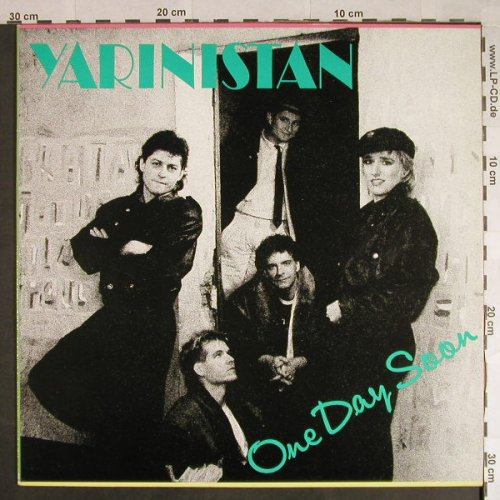 Yarnistan / Morgenland: One Day Soon, +Booklet, Pläne(88597), D, 1988 - LP - H516 - 5,00 Euro