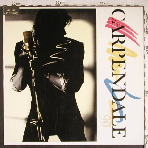 Carpendale,Howard: Carpendale'90, EMI(088-7 93234 1), EEC, 1989 - LP - H8124 - 5,50 Euro