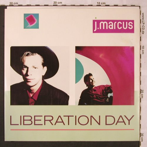 Marcus,Jürgen: Liberation Day *2+1, AM(390311-1), D, 1988 - 12inch - X2553 - 7,50 Euro