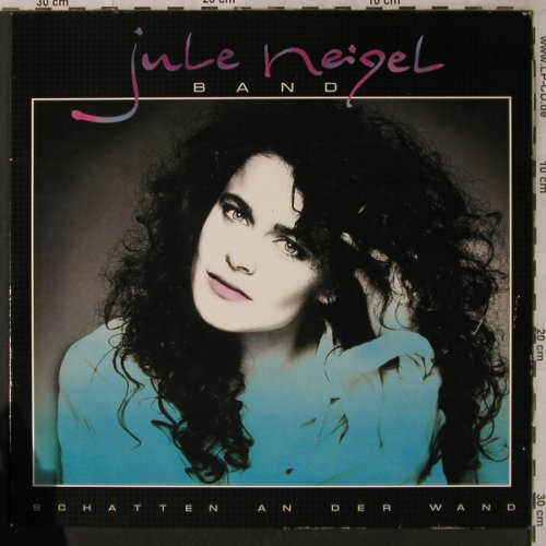 Neigel Band,Jule: Schatten an der Wand, Intercord(INT 145.109), D, 1988 - LP - X3049 - 5,50 Euro