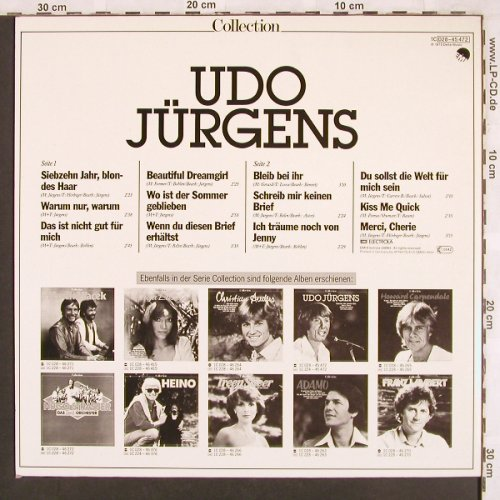 Jürgens,Udo: Collection, EMI(028-45 472), D, 1975 - LP - X3391 - 5,00 Euro