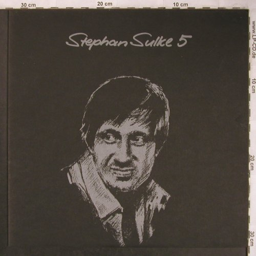 Sulke,Stephan: 5, Intercord(INT 160.141), D, 1980 - LP - X4626 - 5,50 Euro