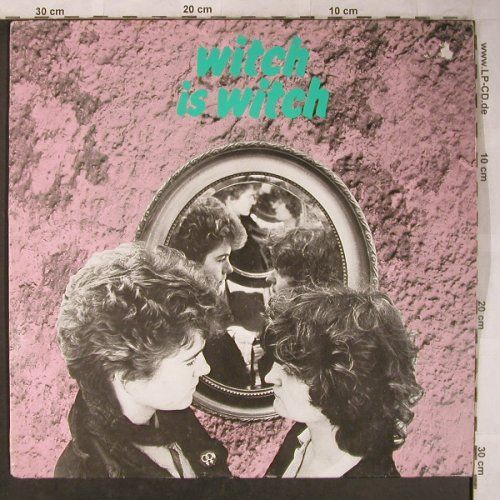 Witch Is Witch: Same, vg-/vg+, Hexensaite(HS 1), D, 1979 - LP - X5330 - 7,50 Euro