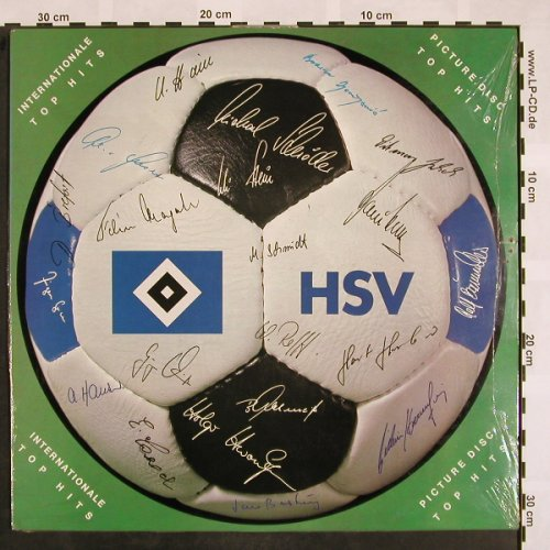 HSV Hit Ball: Showaddywaddy...S.Hallberg, 12 Tr., Kl.Böhnke(PD 150283), D,FS-NEW, 1983 - PLP - X808 - 12,50 Euro