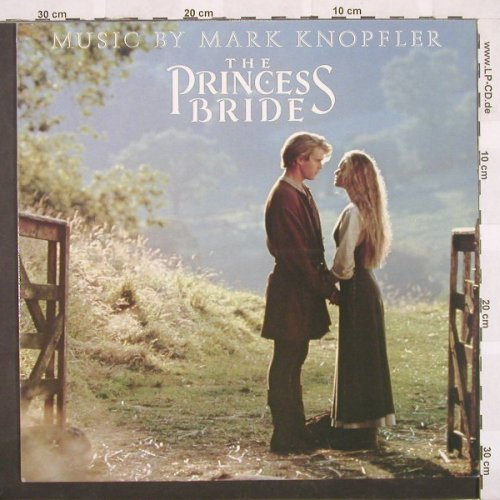 Princess Bride: by Knopfler,Mark, Phonogr.(832 864-1), D, 87 - LP - A5180 - 6,00 Euro