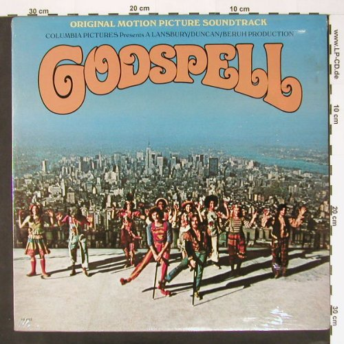 Godspell: Original Soundtrack, FS-New, Arista(AB 4005), US, 73 - LP - A7042 - 7,50 Euro