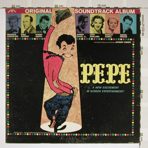 Pepe: A new excitement in Screen Entert., Colpix(CP 507), US, Foc,  - LP - B3791 - 7,50 Euro