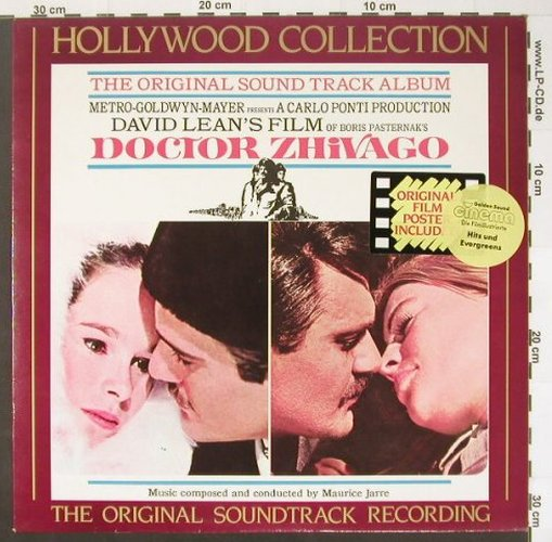Doctor Zhivago: Hollywood Colection Vol.1, Ri, CBS(70274), NL,Poster, 65 - LP - C1677 - 5,00 Euro