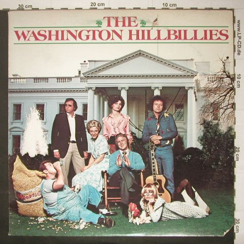 Washington Hillbillies: Same (Comedy), Casabl.(), US, co, 77 - LP - C5116 - 4,00 Euro