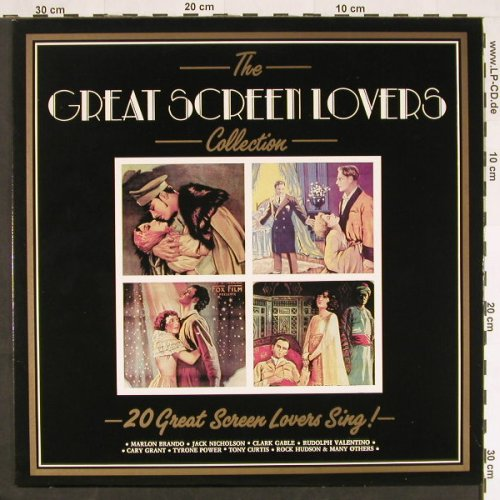 V.A.The Great Screen Lover Coll.: 20 Great ...sing !, DEJA VU(DVLP 2117), I,  - LP - C9446 - 6,00 Euro
