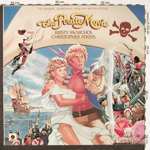 Pirate Movie: Original Soundtrack, Polydor(2475 769), D, 1982 - LP - E1192 - 4,00 Euro