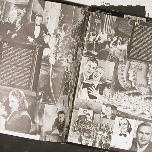 V.A.Golden Age Of t.Hollywood Stars: Orign.Soundtr& Dialogs..1926-1949, UA(USD 311), UK, Foc,  - 2LP - E1414 - 9,00 Euro