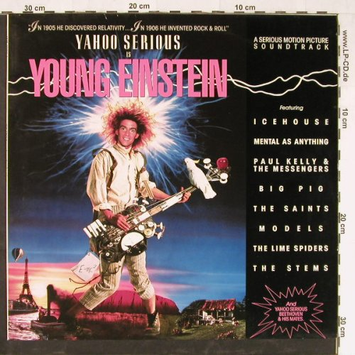 Young Einstein: Yahoo Serious, V.A., AM(393929-1), D, 1988 - LP - E2397 - 5,00 Euro