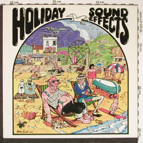 V.A.Holiday Sound Effects: 52Tr,Sport,Erholung,Rummelpl.Strand, Interc.(INT 128.004), D, 1978 - LP - E2985 - 5,00 Euro